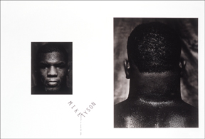 Cyclops/Mike Tyson. Photographed by Albert Watson