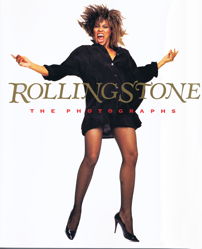 Rolling Stone, Tina Turner. Photographed by Steven Meisel
